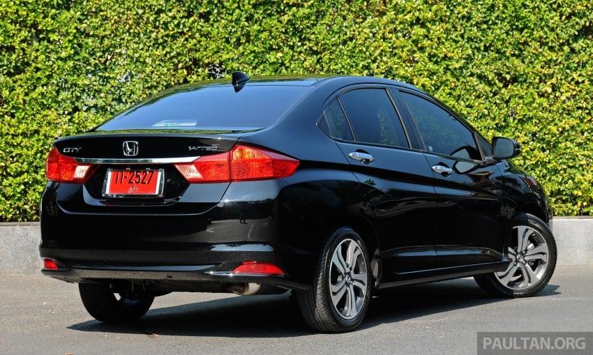 DRIVEN: 2014 Honda City i-VTEC previewed in Phuket Image #232887