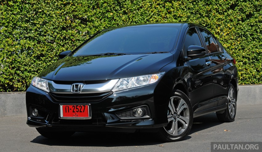 DRIVEN: 2014 Honda City i-VTEC previewed in Phuket Image #232888