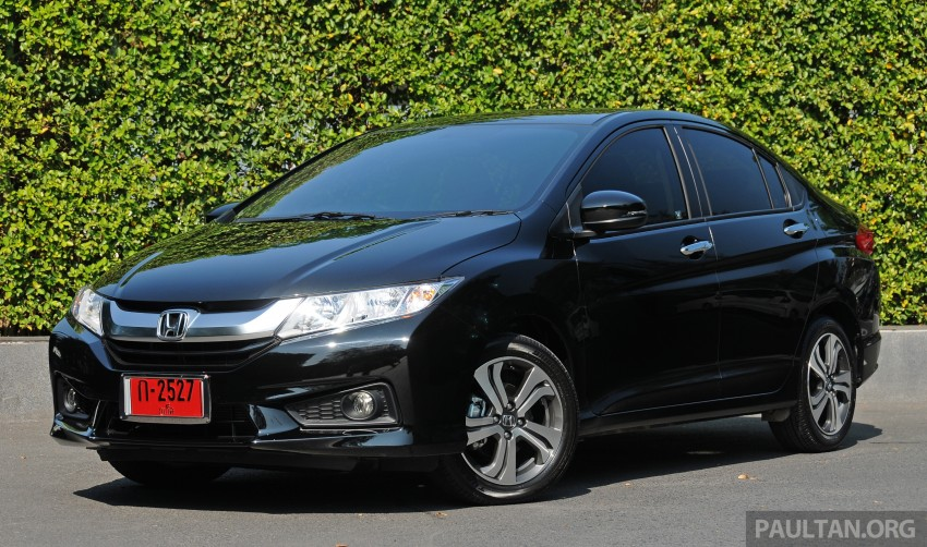 DRIVEN: 2014 Honda City i-VTEC previewed in Phuket Image #232889
