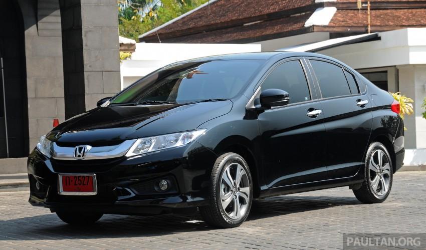 DRIVEN: 2014 Honda City i-VTEC previewed in Phuket Image #232891