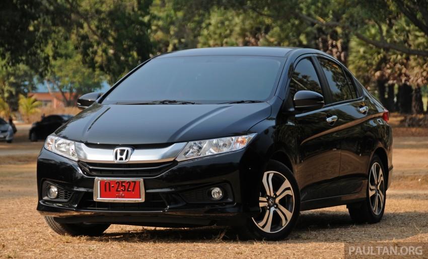 DRIVEN: 2014 Honda City i-VTEC previewed in Phuket Image #232893