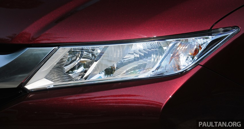 DRIVEN: 2014 Honda City i-VTEC previewed in Phuket Image #232900