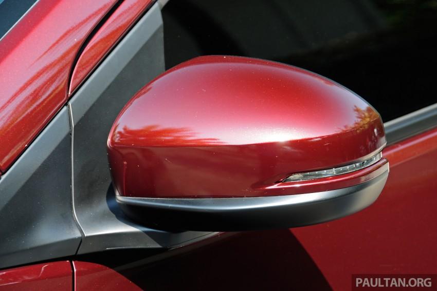 DRIVEN: 2014 Honda City i-VTEC previewed in Phuket Image #232902