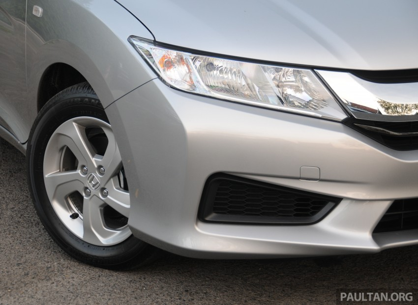 DRIVEN: 2014 Honda City i-VTEC previewed in Phuket Image #232904