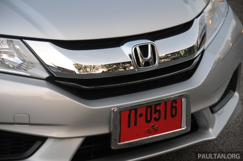DRIVEN: 2014 Honda City i-VTEC previewed in Phuket Image #232910