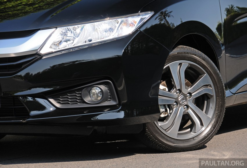 DRIVEN: 2014 Honda City i-VTEC previewed in Phuket Image #232936