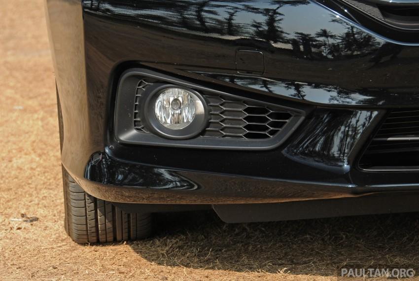 DRIVEN: 2014 Honda City i-VTEC previewed in Phuket Image #232947