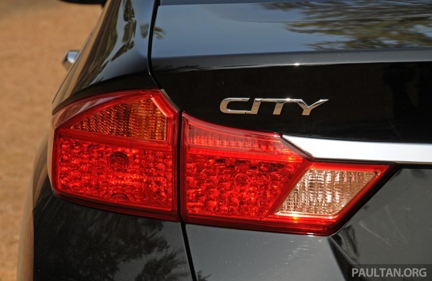 DRIVEN: 2014 Honda City i-VTEC previewed in Phuket Image #232950