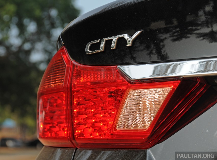 DRIVEN: 2014 Honda City i-VTEC previewed in Phuket Image #232952