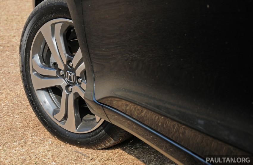 DRIVEN: 2014 Honda City i-VTEC previewed in Phuket Image #232986