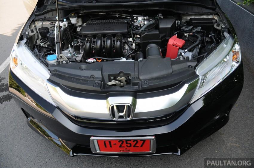 DRIVEN: 2014 Honda City i-VTEC previewed in Phuket Image #232991