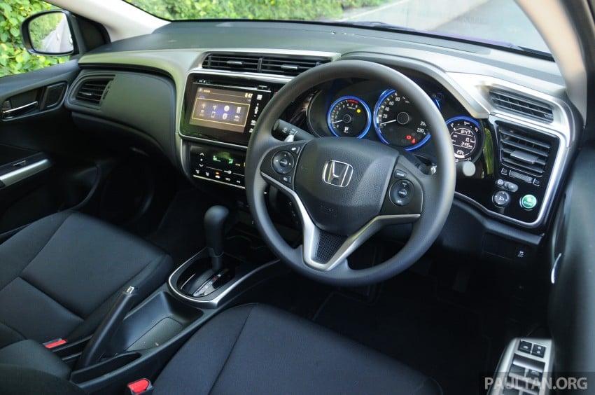 DRIVEN: 2014 Honda City i-VTEC previewed in Phuket Image #232992
