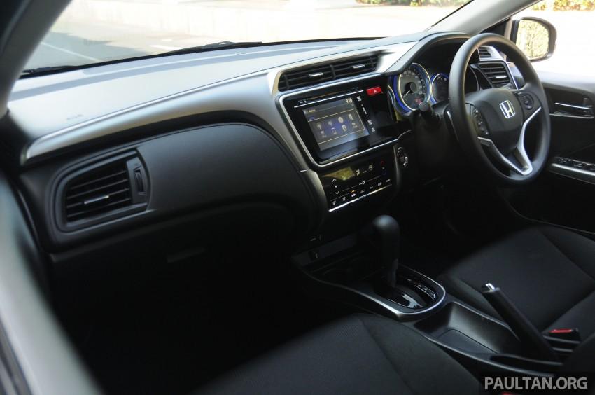 DRIVEN: 2014 Honda City i-VTEC previewed in Phuket Image #233027