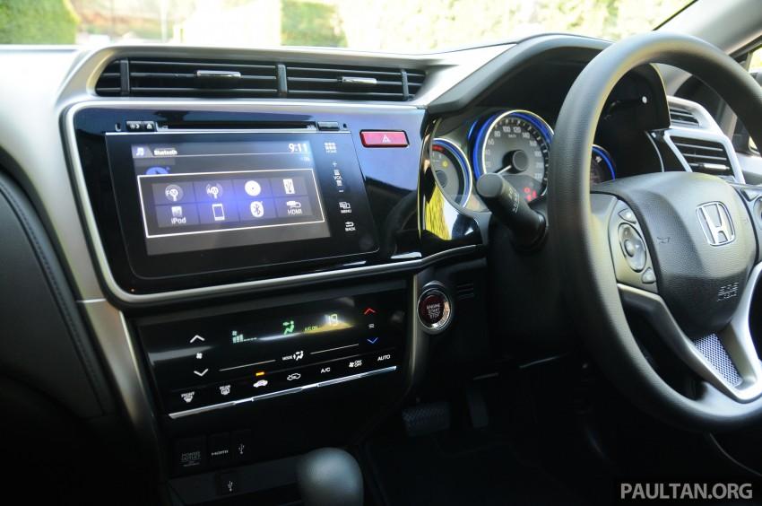 DRIVEN: 2014 Honda City i-VTEC previewed in Phuket Image #233033