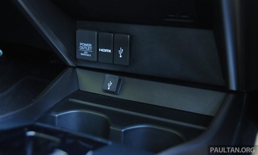 DRIVEN: 2014 Honda City i-VTEC previewed in Phuket Image #233102