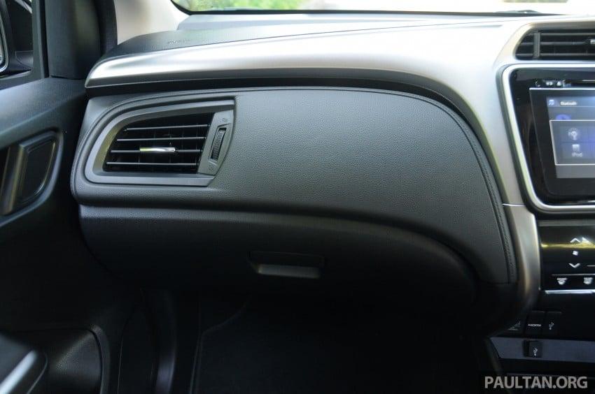 DRIVEN: 2014 Honda City i-VTEC previewed in Phuket Image #233103