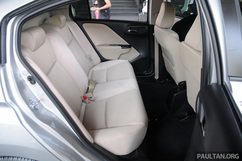 DRIVEN: 2014 Honda City i-VTEC previewed in Phuket Image #233251