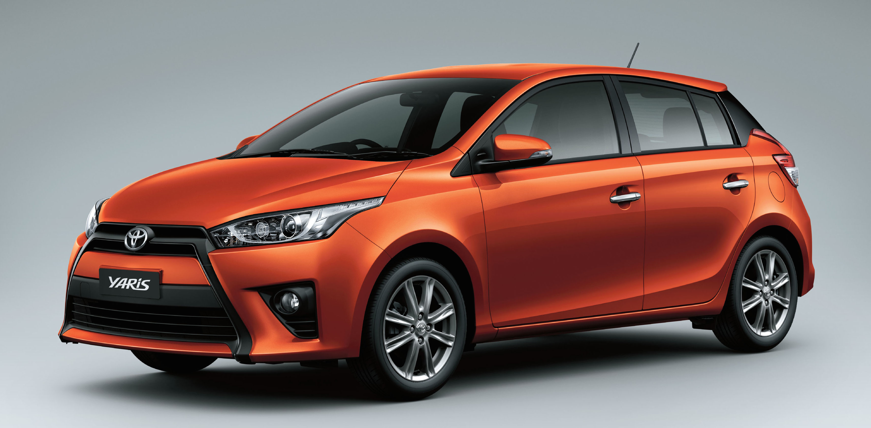 2014 Toyota Yaris - new M'sian-spec details released