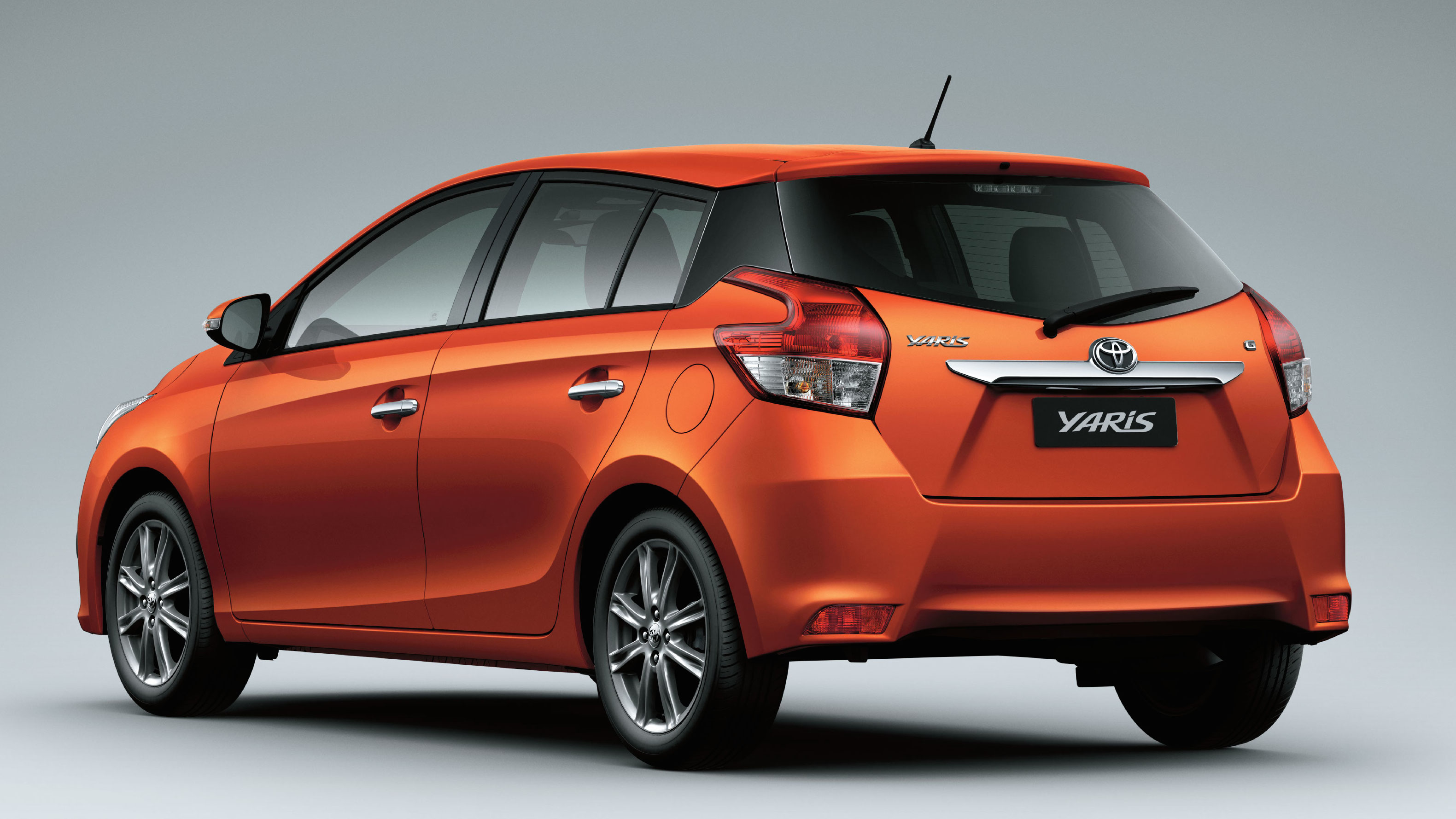 2014 toyota yaris hatch open for booking rm101 700 image. Black Bedroom Furniture Sets. Home Design Ideas