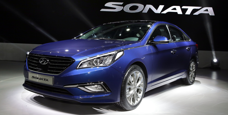 2015 Hyundai Sonata Review