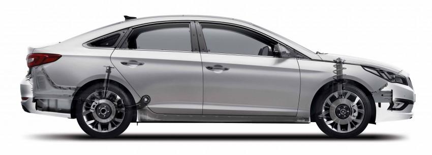 2015 Hyundai Sonata makes its world debut in Korea Image #236745