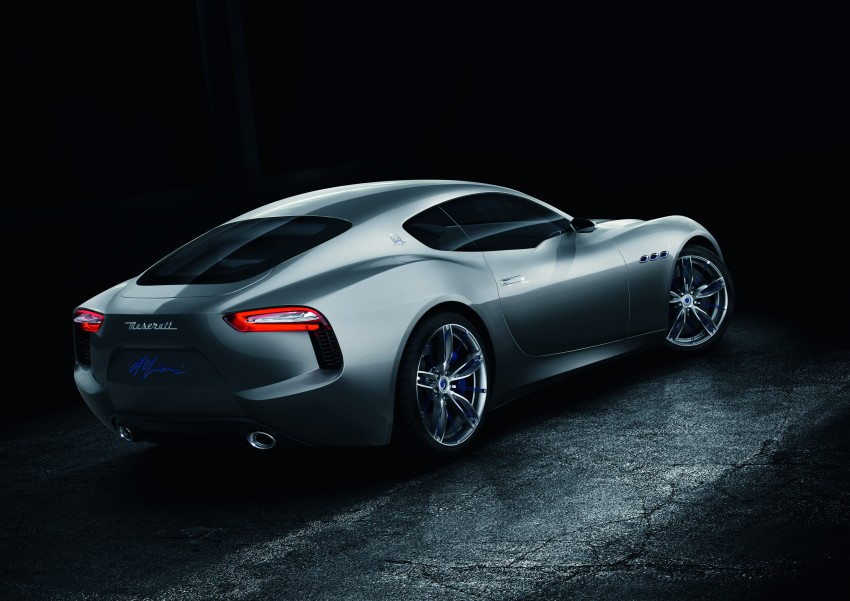 Maserati Alfieri – 2+2 concept previews 911 rival Image #232647