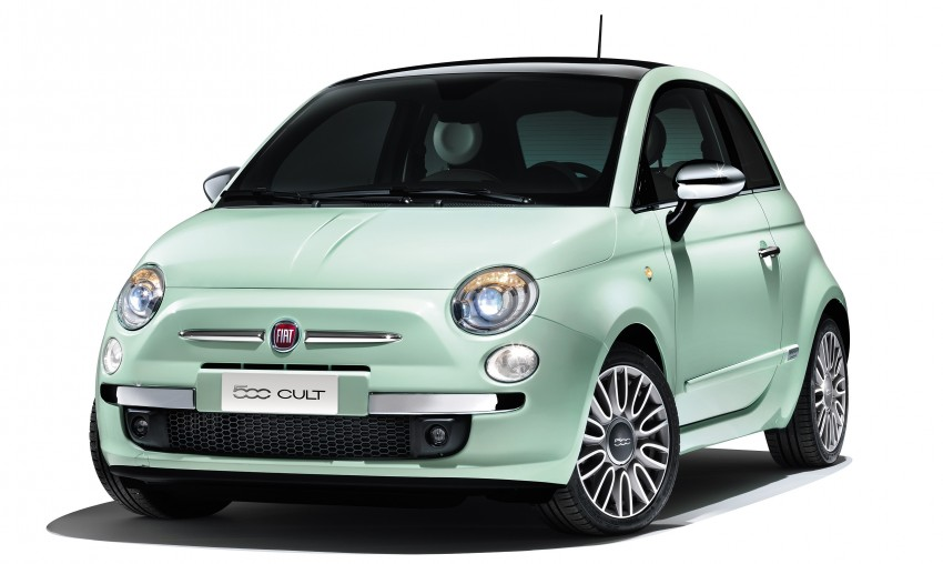 2014 Fiat 500 – updated with new kit and fresh bits Image #232210