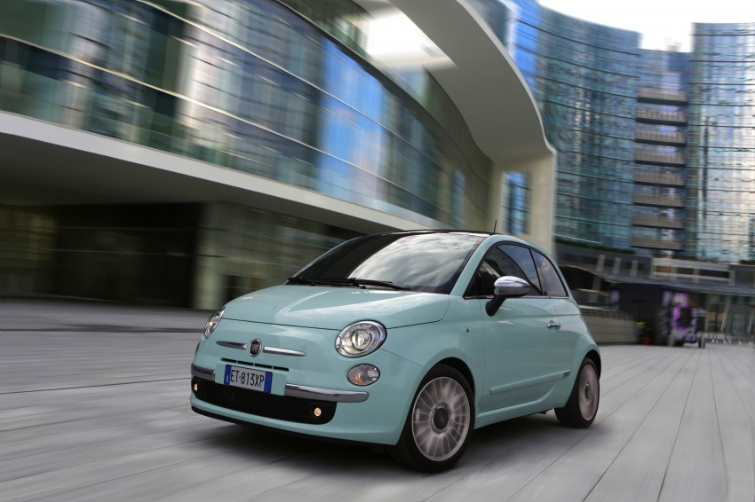2014 Fiat 500 – updated with new kit and fresh bits Image #232209