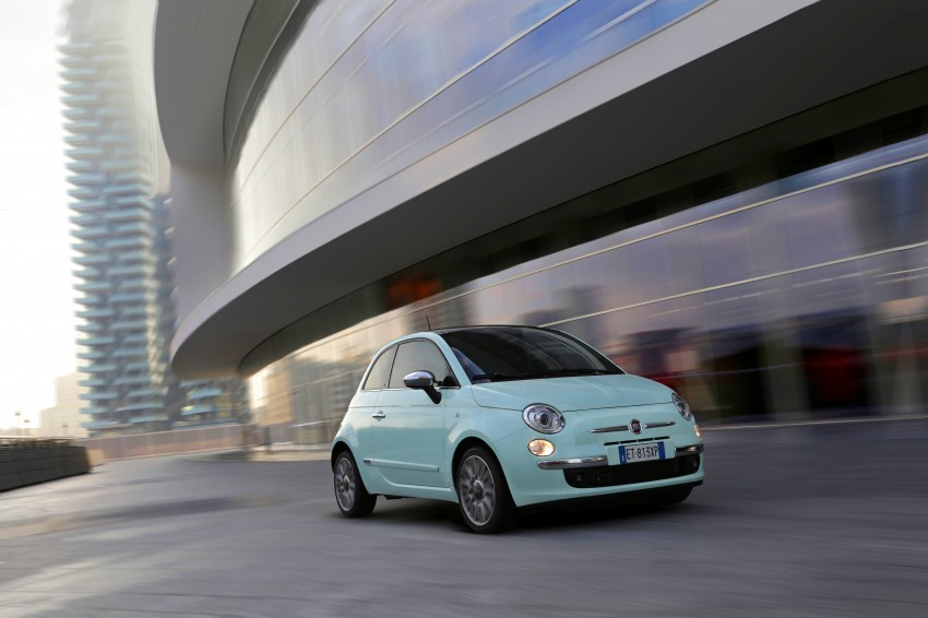 2014 Fiat 500 – updated with new kit and fresh bits Image #232208