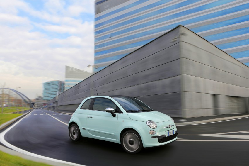 2014 Fiat 500 – updated with new kit and fresh bits Image #232207