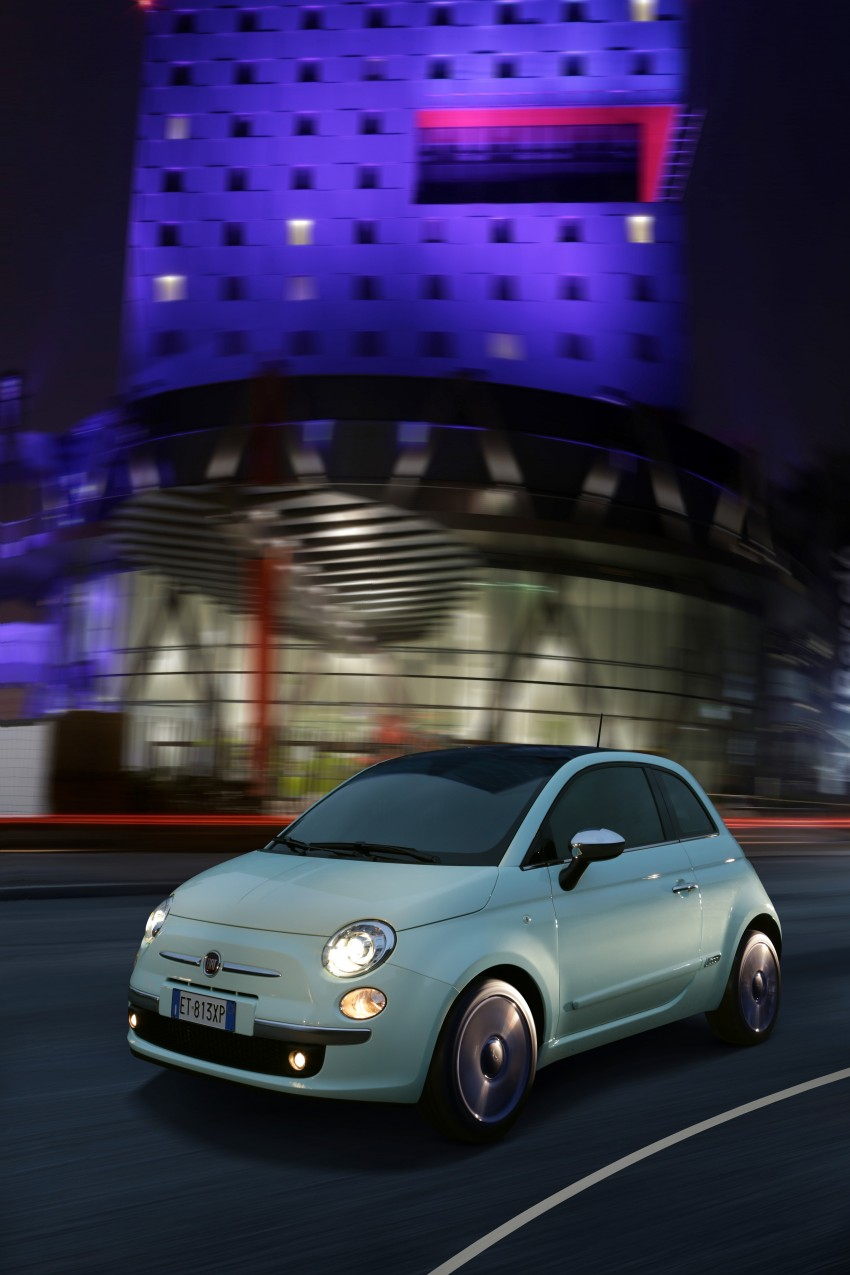 2014 Fiat 500 – updated with new kit and fresh bits Image #232205