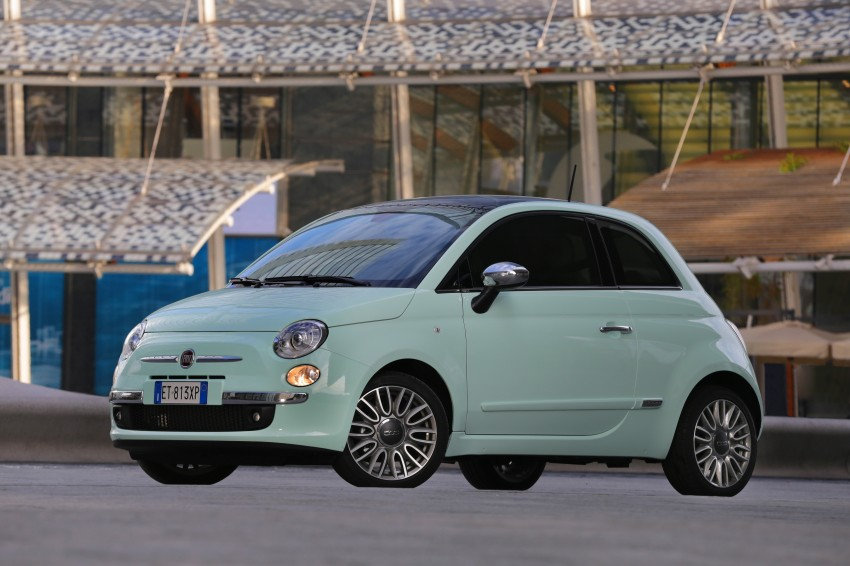 2014 Fiat 500 – updated with new kit and fresh bits Image #232206