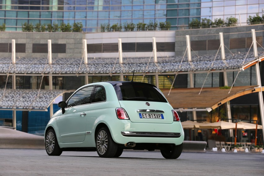 2014 Fiat 500 – updated with new kit and fresh bits Image #232203