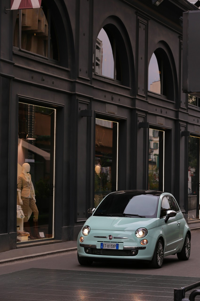 2014 Fiat 500 – updated with new kit and fresh bits Image #232202