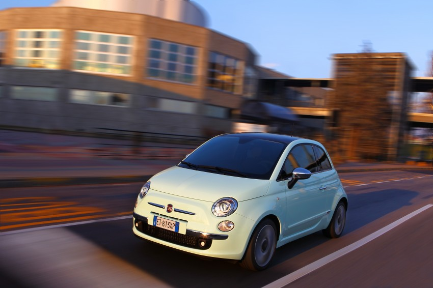 2014 Fiat 500 – updated with new kit and fresh bits Image #232201