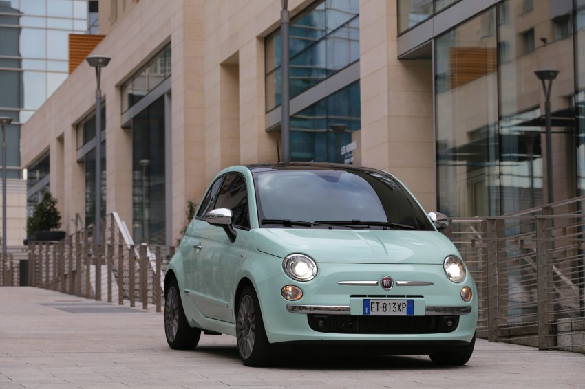 2014 Fiat 500 – updated with new kit and fresh bits Image #232198