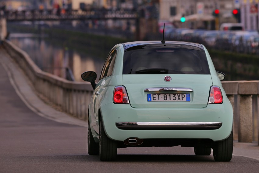 2014 Fiat 500 – updated with new kit and fresh bits Image #232197
