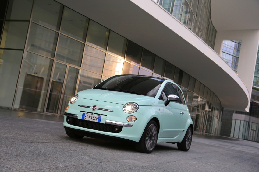 2014 Fiat 500 – updated with new kit and fresh bits Image #232195