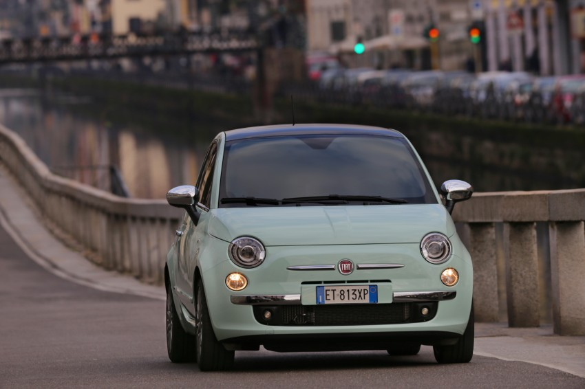 2014 Fiat 500 – updated with new kit and fresh bits Image #232194