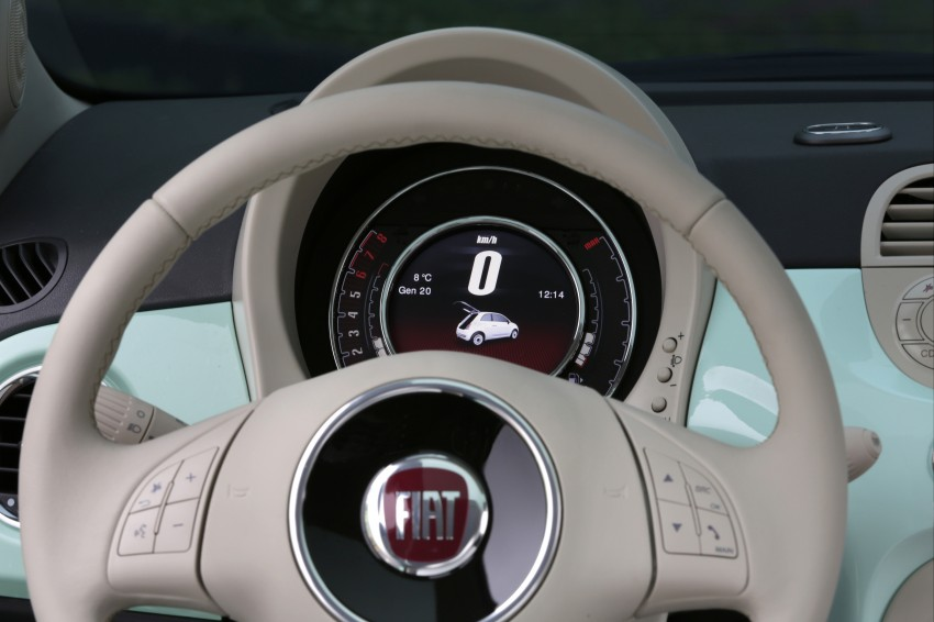 2014 Fiat 500 – updated with new kit and fresh bits Image #232191