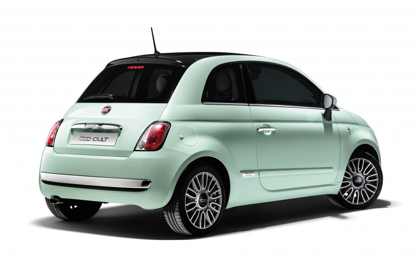 2014 Fiat 500 – updated with new kit and fresh bits Image #232185