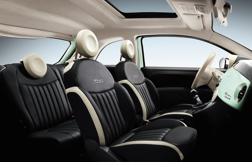 2014 Fiat 500 – updated with new kit and fresh bits Image #232178