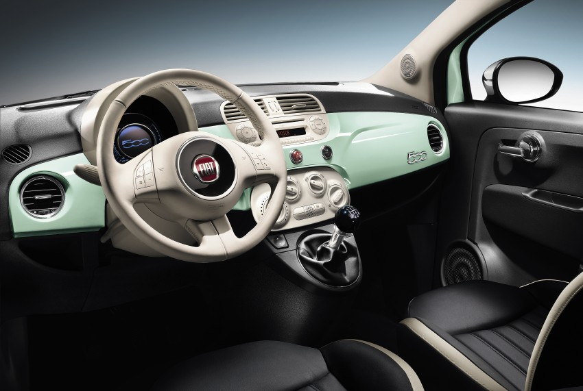 2014 Fiat 500 – updated with new kit and fresh bits Image #232176