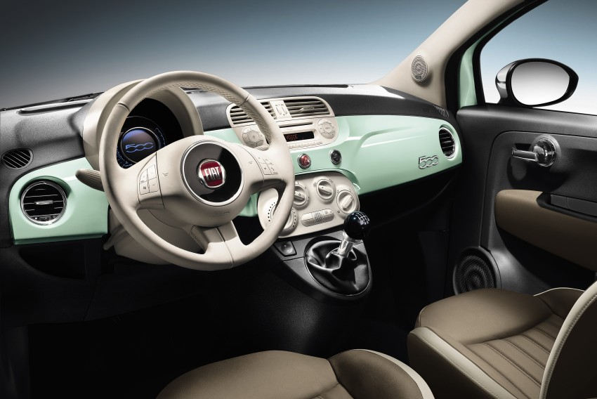 2014 Fiat 500 – updated with new kit and fresh bits Image #232175