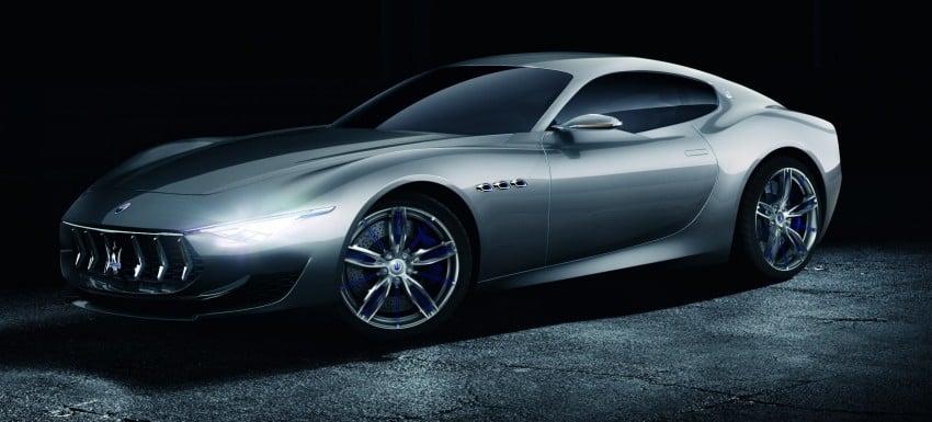 Maserati Alfieri – 2+2 concept previews 911 rival Image #232648