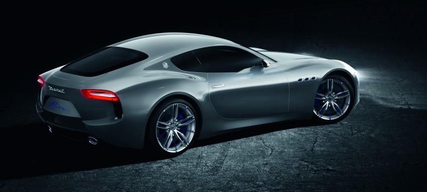 Maserati Alfieri – 2+2 concept previews 911 rival Image #232649