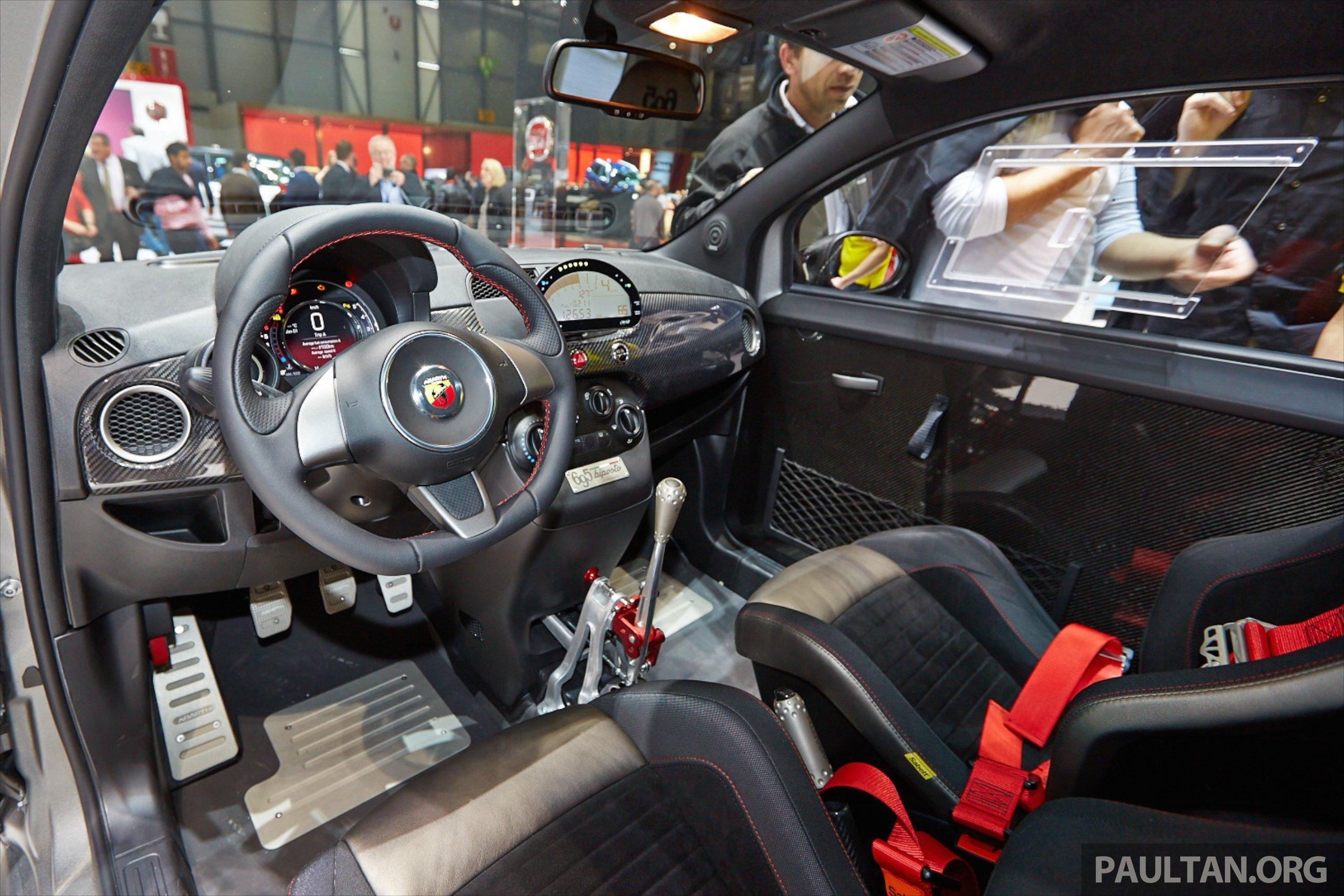 Abarth 695 biposto – Fiat 500 road racer Paul Tan - Image ...