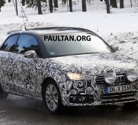 Audi A1 facelift 21