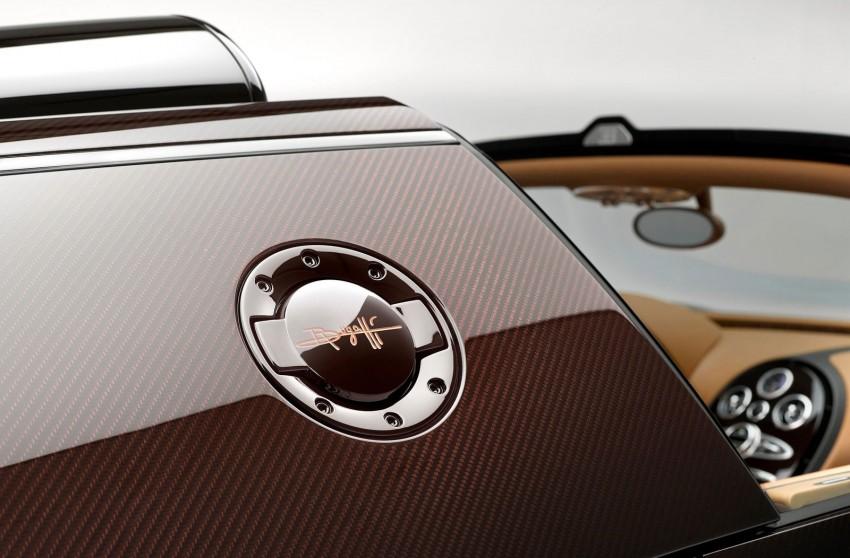 Bugatti Veyron Rembrandt Bugatti, the fourth special Image #234916