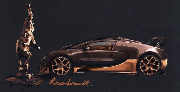 Bugatti Veyron Rembrandt-12